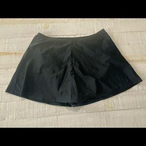 Suit Yourself swim shorts skirt bathing suit sz 14